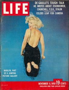MEL_HALSMAN_Philippe_LIFE Marilyne Monroe 1959 (c) 2013 Philippe Halsman Archive Magnum Photos