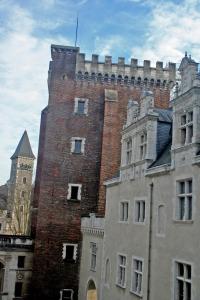 Château de Pau Tour Phoebus ©CDT64