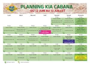 Planning Kia Cabana