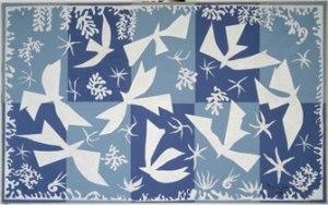 Matisse Polynesie, le ciel, 1946