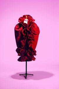 6 Balenciaga - ensemble pois © Spassky Fischer HD