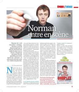 fdlm399 Norman Sur scène