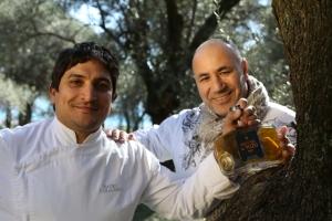 Mauro Colagreco et Karim Djekhar