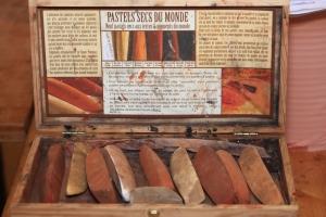 Pastels du Conservatoire des ocres