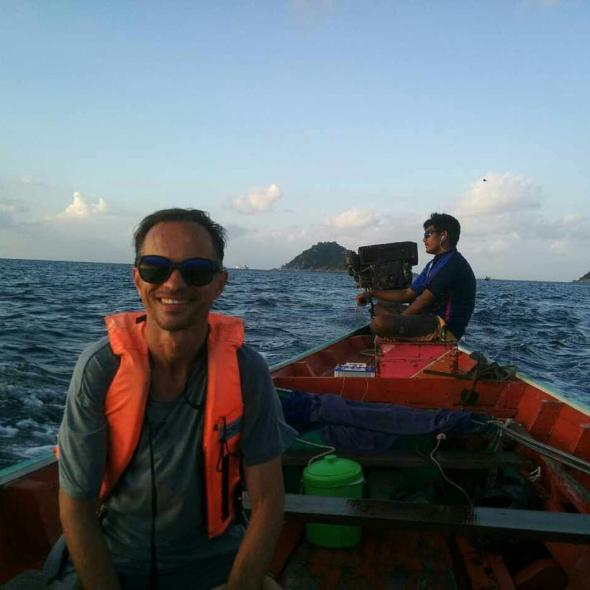 Chalok Bay, Chaloupe Me, Koh Tao