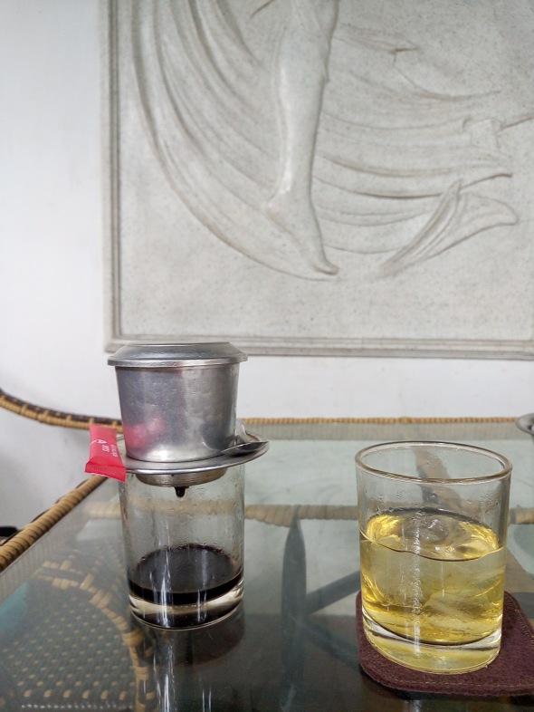 Cafe vietnamien Nha Trang