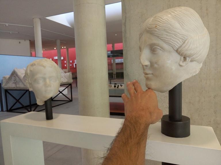 Musée art antique Arles